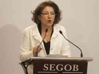 Isabel Miranda de Wallace dice que los secuestros se han incrementado en México