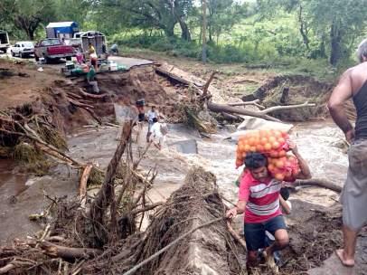Dejan tormentas tropicales pérdidas millonariasa.