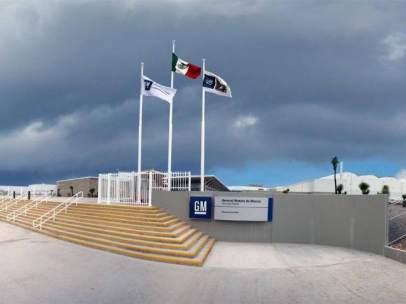 Planta San Luis Potosí de General Motors México