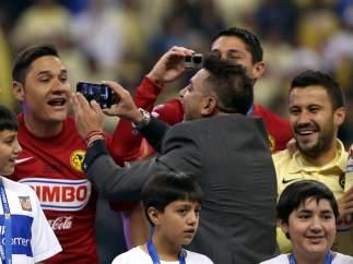 Águilas y Tigres se disputan la corona del Apertura 2014