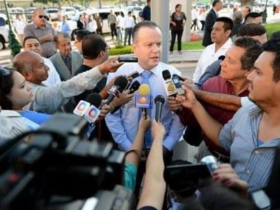 Carlos Canturosas, alcalde de Nuevo Laredo