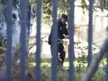 La Policía analiza un paquete sospechoso en la sede de 20 Minutos