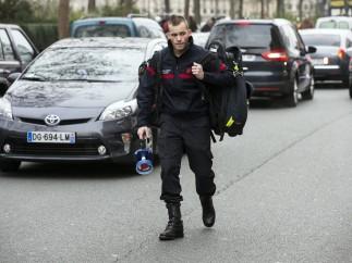 Movilización de los equipos de emergencias