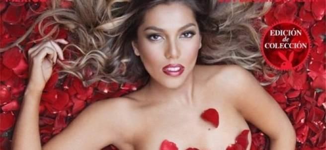 Frida Guzmán en Playboy