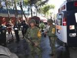 Ejército en Cuajimalpa