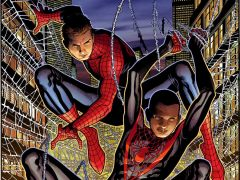 Spiderman: Peter Parker y Miles Morales