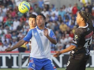 Puebla vs, Gallos Blancos.