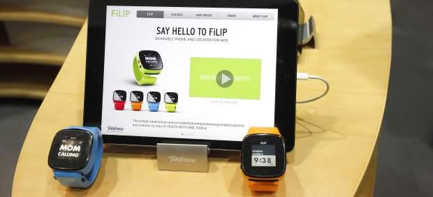FiLIP, un reloj inteligente que conecta a padres e hijos, llegará a Latinoamérica