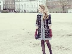 Sofía Castro caminando en Londres
