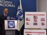 Gustavo Madero denuncia los desvíos de recursos en Sonora para apoyar a candidata priísta