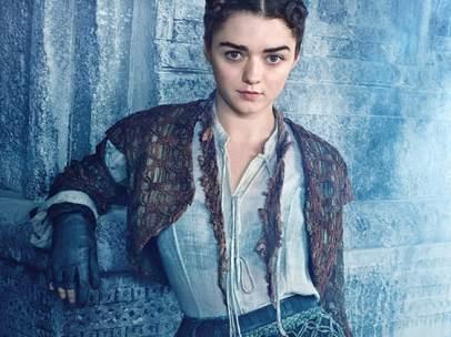 Nueva imagen de Arya Stark