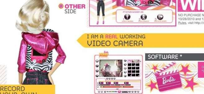 Barbie Video Girl
