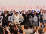 Solicitud de registro de María Luisa Calderón Hinojosa