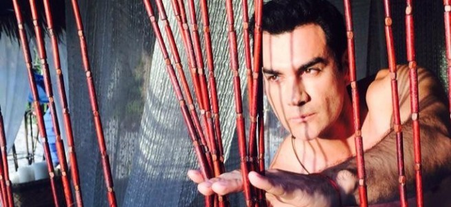 El actor David Zepeda