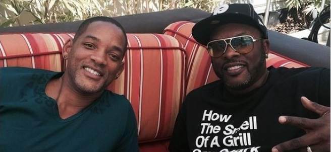 Will Smith y DJ Jazzy Jeff