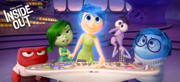 Inside Out, nueva película de Pixar