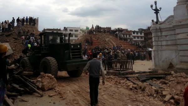 Sismo en Nepal de 7.9 grados de Richter