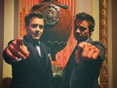 Robert Downey Jr. y Jeremy Renner dan el campanazo en Wall Street