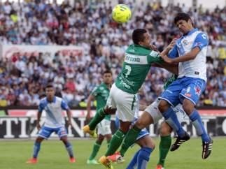 Puebla vs. León.
