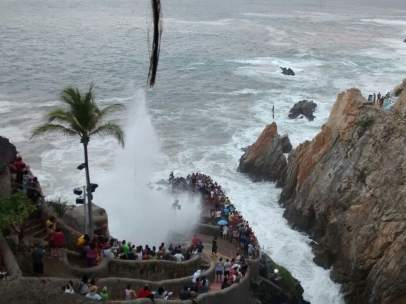 La Quebrada de Acapulco