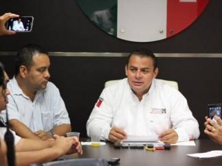 Erubiel Alonso, líder del PRI en Tabasco