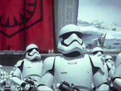 Tropas de asalto en Star Wars: El despertar de la Fuerza