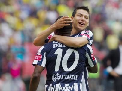 Pachuca vs. Querétaro.