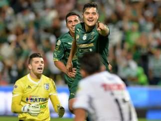 Santos vs. Querétaro