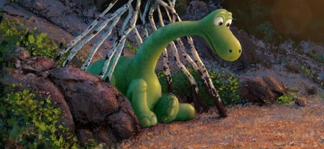 Película 'El Buen Dinosaurio', de Pixar
