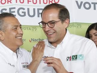 Peralta en Colima