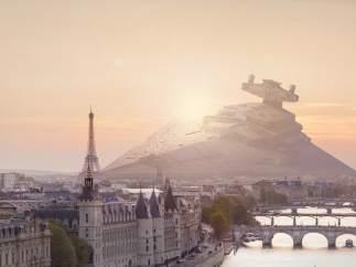 Montaje de Star Wars