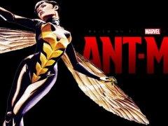 La Avispa en Ant-man