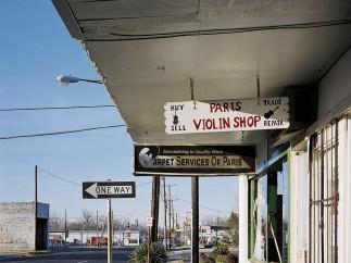 El 'París, Texas' de Wim Wenders, en fotos