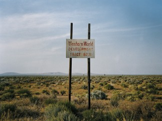 """Western World"" - Near Four Corners, California"