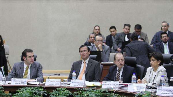 Consejo General del INE
