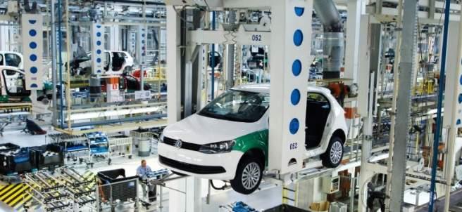 Producción récord de autos de México.