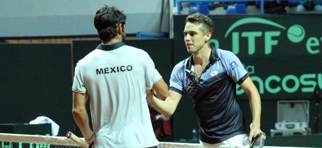 Tenista mexicano Tigre Hank