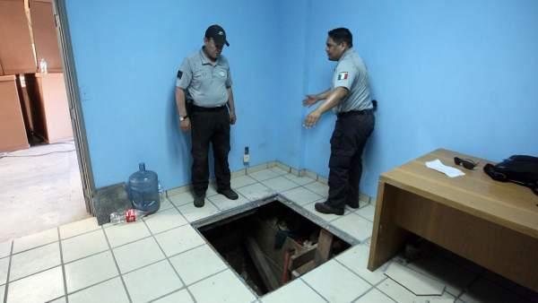 Hallan túnel en Tijuana