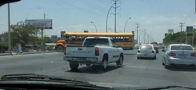Bloqueos en Reynosa