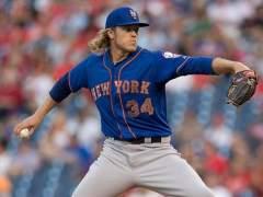 Noah Snydergaard de los Mets