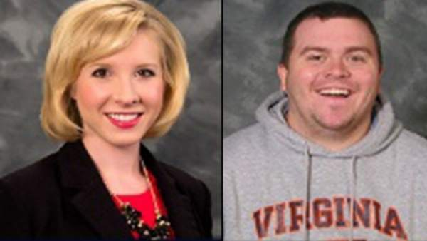 Periodistas de Virginia