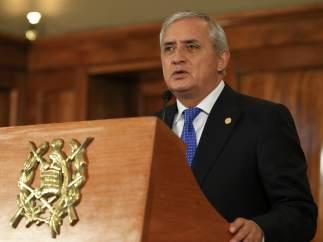 Otto P�rez Molina