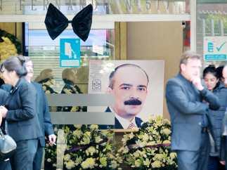 Funeral de Sebasti�n Lerdo de Tejada