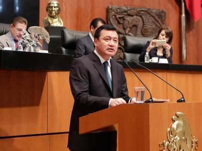Osorio Chong en el Senado