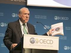 José Ángel Gurría, OCDE.