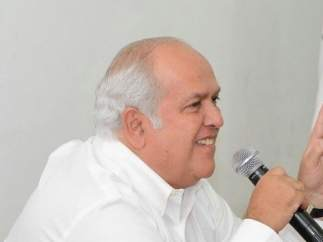 Exgobernador de Colima, Fernando Moreno Peña.