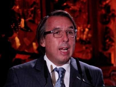 Emilio Azcárraga Jean, presidente de Grupo Televisa.