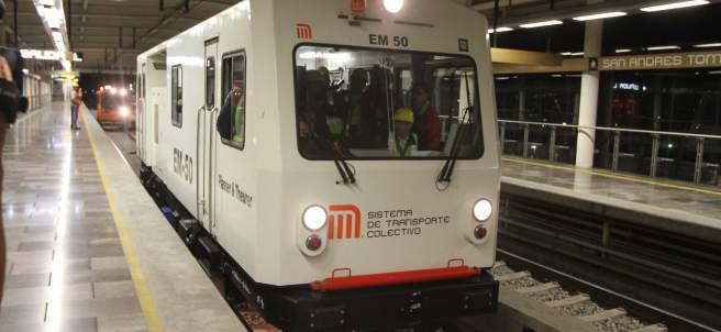 Línea 12 del Metro.
