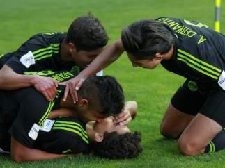 La selección mexicana de futbol Sub 17