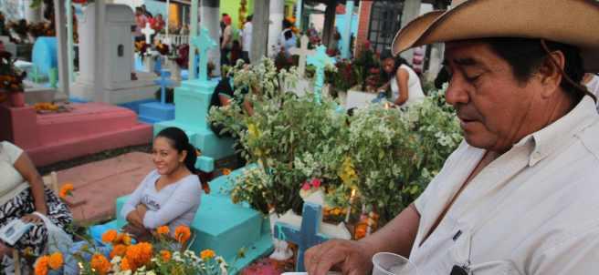 Día de Muertos en Chiapa de Corzo